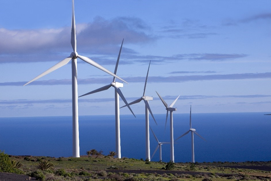Iberdrola Wind Farms